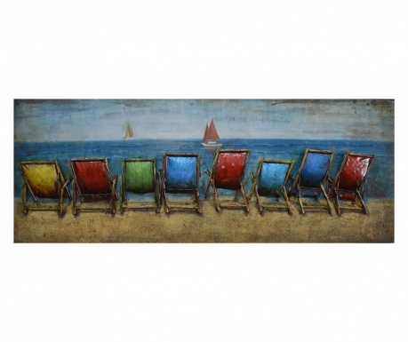 Decoratiune de perete Beach