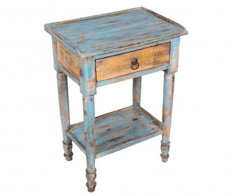 Jasmine Asztalka 1 fiókkal
