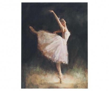 Ballerina Kép 35x45 cm