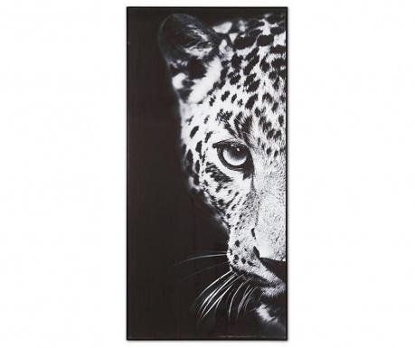 Картина Leopard Look 55x115 см