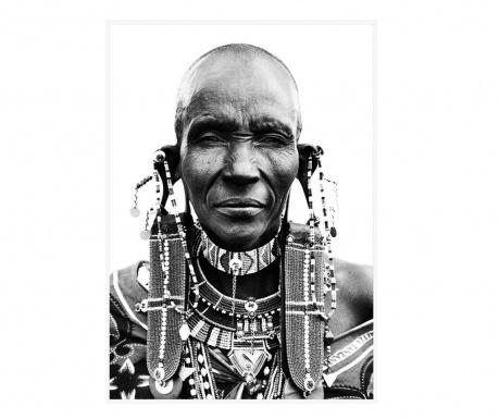 Slika Tribe 65x92.5 cm