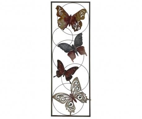 Zidni ukras Victoire Butterflies