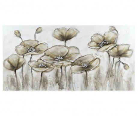 Tablou Poppy Harmony 70x140 cm