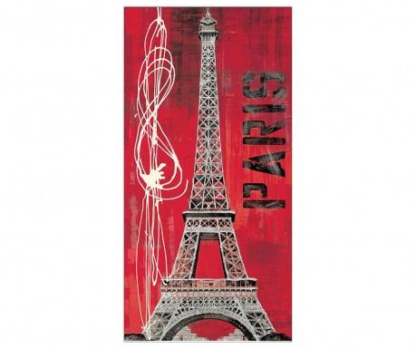 Tablou Paris Vibe 50x100 cm