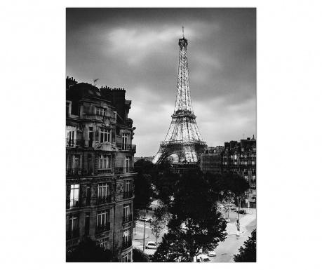 Tablou Torre Eiffel de Noche 60x80 cm