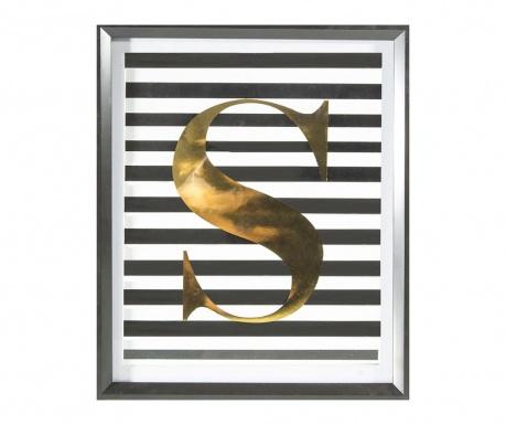 Картина Stripes 40x50 см