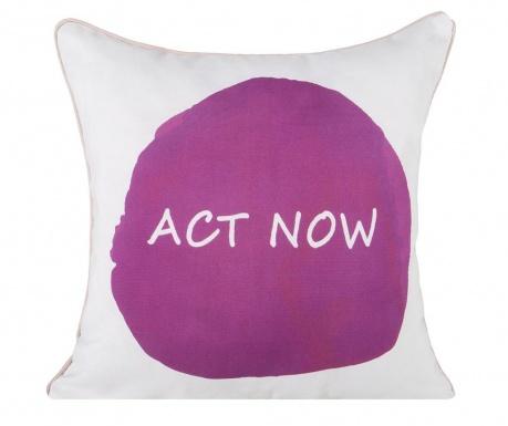 Act Now Párnahuzat 40x40 cm