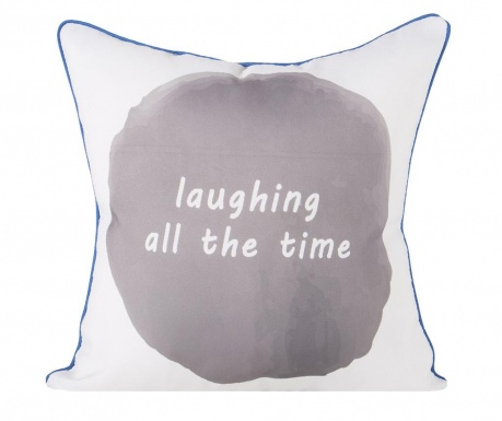 Калъфка за възглавница Laughing 40x40 см