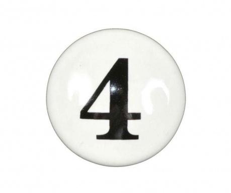 Дръжка за чекмедже Number Four