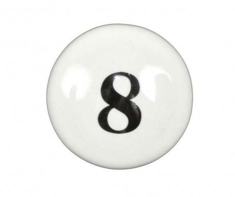 Дръжка за чекмедже Number Eight