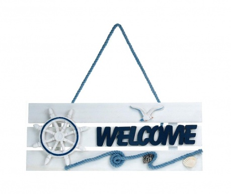Decoratiune de perete Welcome To The Sea