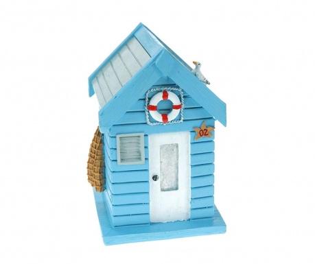 Касичка Beach Hut Light Blue