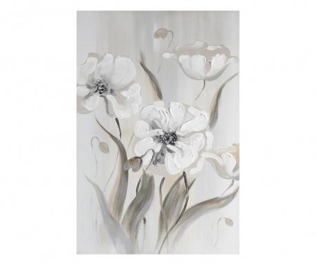 Kwiaty Kép 60x90 cm