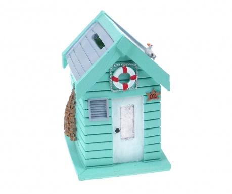 Kasica Beach Hut Turquoise
