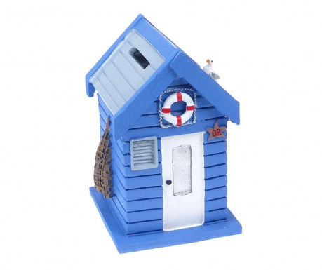 Pusculita Beach Hut Blue