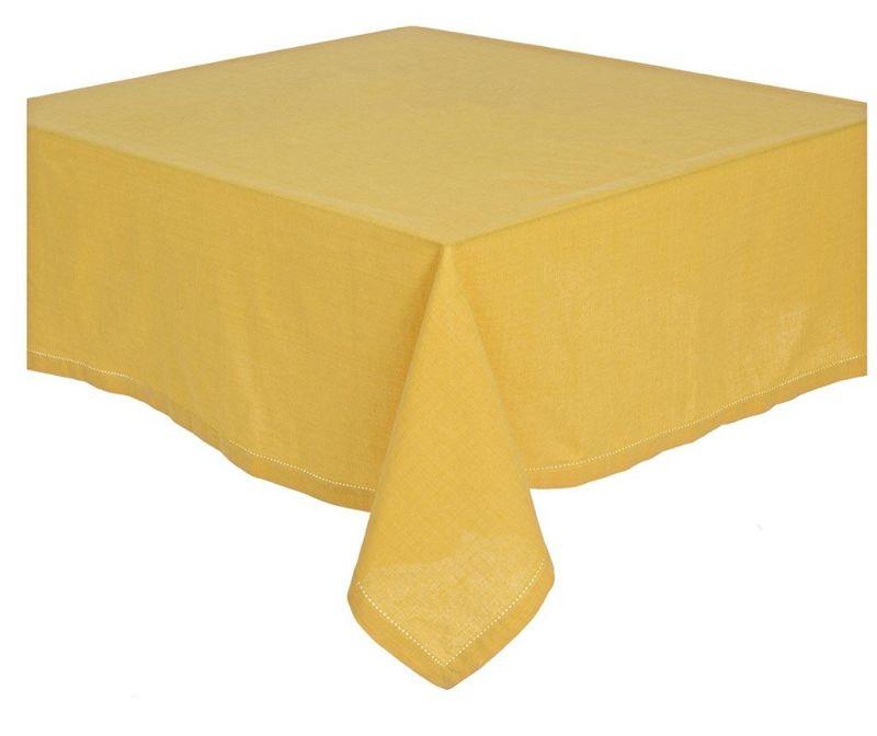 Fata de masa Debby Yellow 140x280 cm