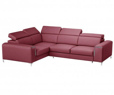 Coltar extensibil stanga Backstage Red