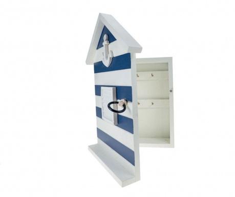 Beach Hut Kulcstartó kis szekrény