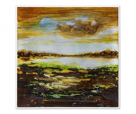 Abstract Kép 52x52 cm