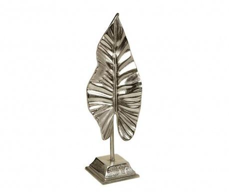 Decoratiune Leaf Silver