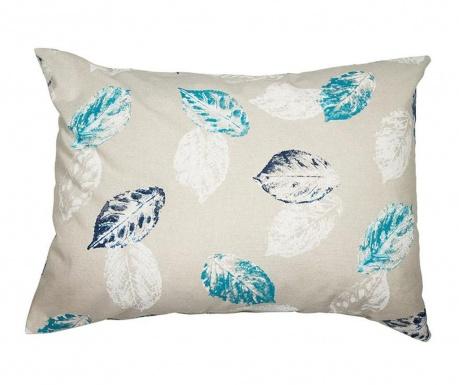 Ukrasni jastuk Leaves Blue 50x70 cm