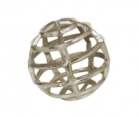Decoratiune Ball Silver