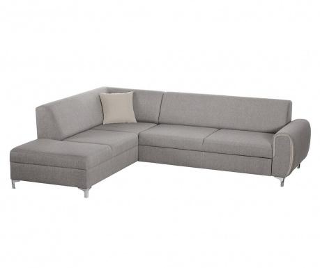 Ляв ъглов диван Contour Grey