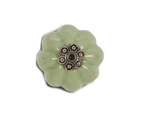 Flower Mint Fiókgomb