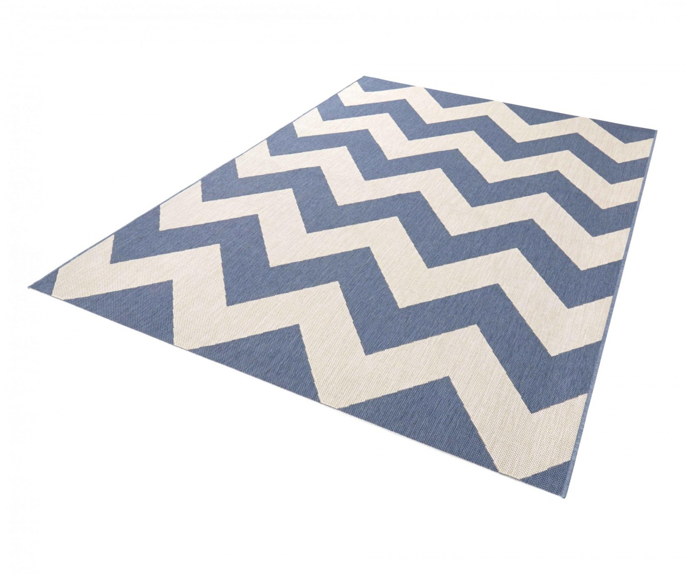 Tepih za vanjski prostor Meadow Unique Blue 160x230 cm