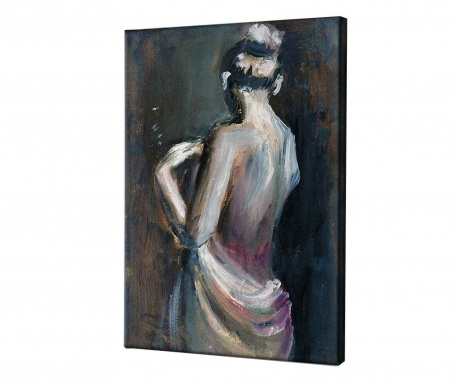 Obraz Woman Figure 60x90 cm