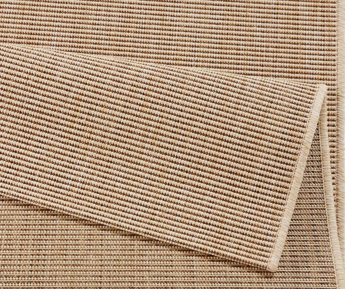 Tepih za vanjski prostor Meadow Match Beige 80x150 cm