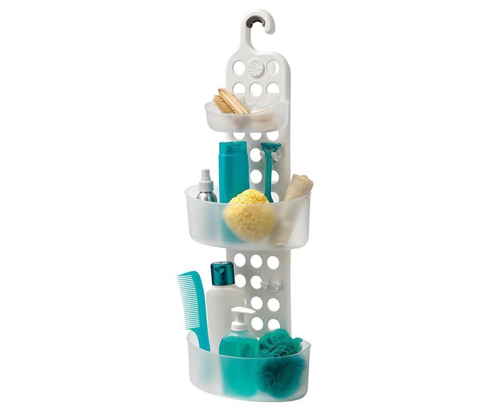 Shower Cabinet Adjustable Fürdőszobai kelléktartó