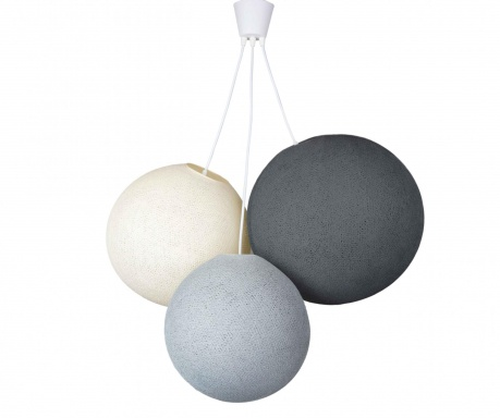Lustra Triple Stone Shell Grey