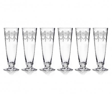 Set 6 čaša za vodu Victoria 380 ml
