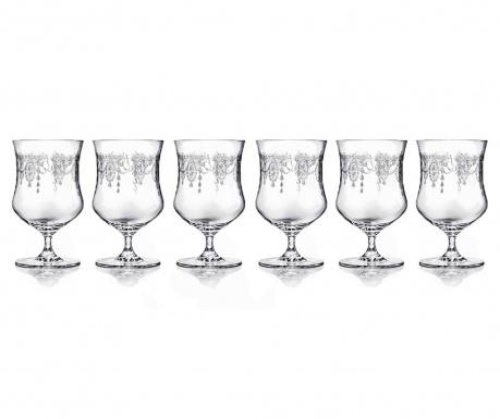 Set 6 čaša za vodu Catherine 570 ml
