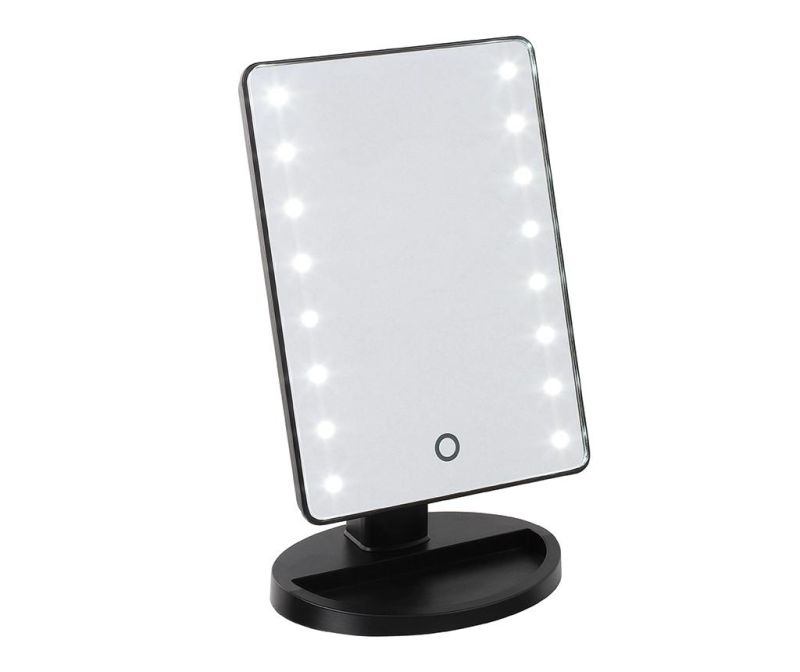 Oglinda cosmetica cu LED-uri Light