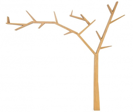 Nábytkový diel s policami Tree Left