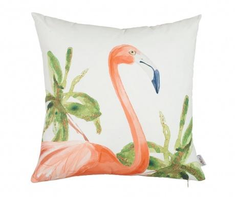 Fata de perna Flamingo 43x43 cm