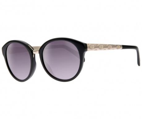 Emilio Pucci Gradient Round Black Női napszemüveg