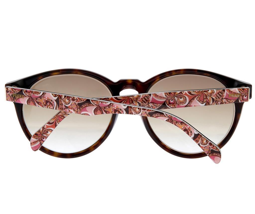 Дамски слънчеви очила Emilio Pucci Gradient Round Colorful