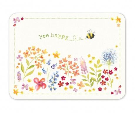 Set 4 individualuri Bee Happy 21.5x29 cm