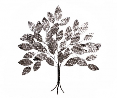 Стенна декорация Beaux Arts Silver Tree