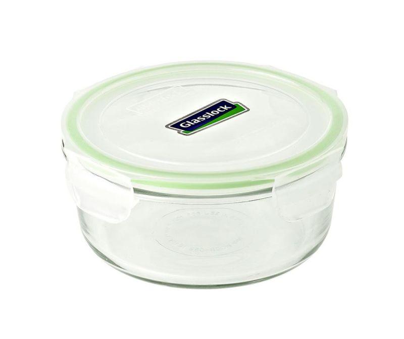Zdjela s  hermetičkim poklopcem Compact Classic Round 370 ml