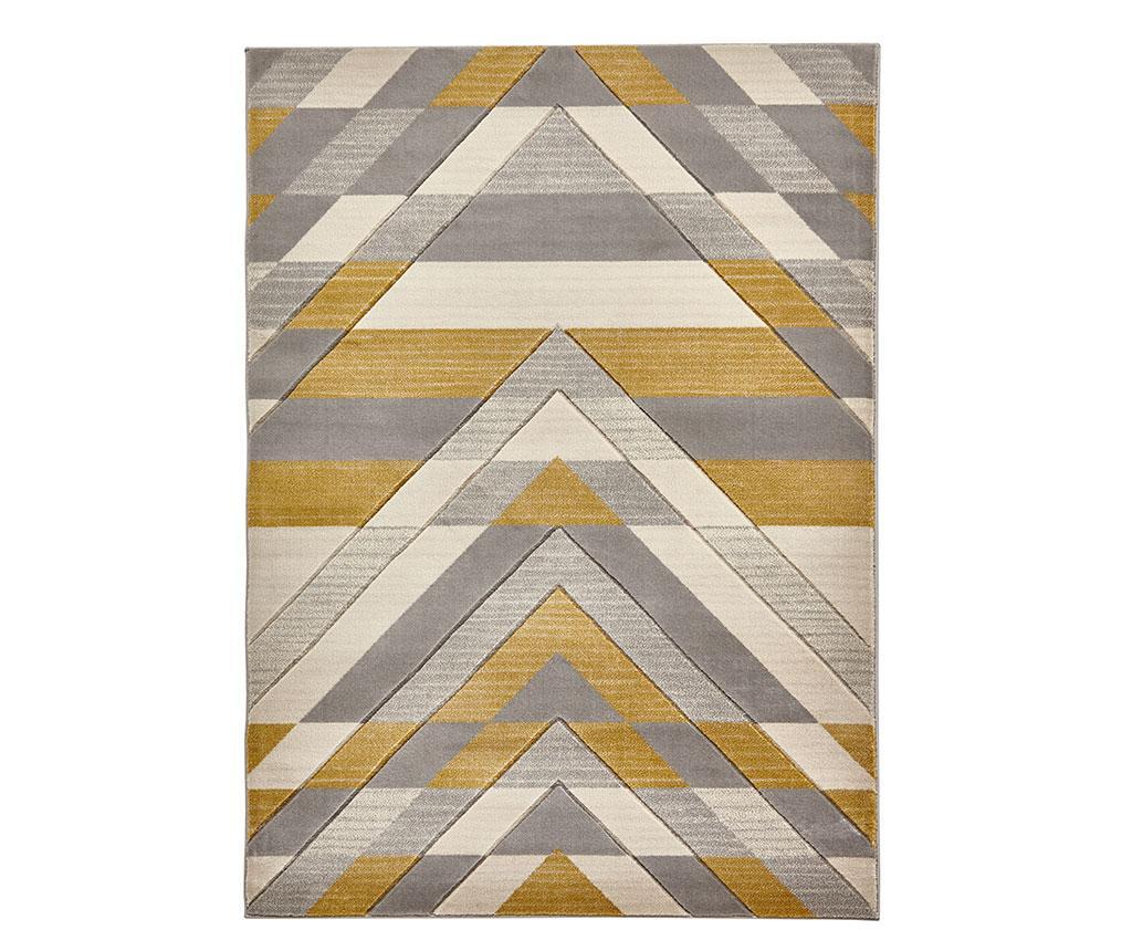 Covor Pembroke Beige Yellow 160x220 cm - Think Rugs, Crem,Galben & Auriu