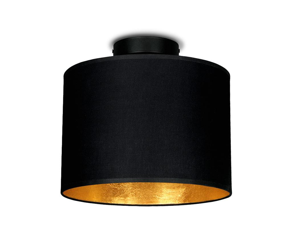 Plafoniera Mika Black and Gold M - Sotto Luce
