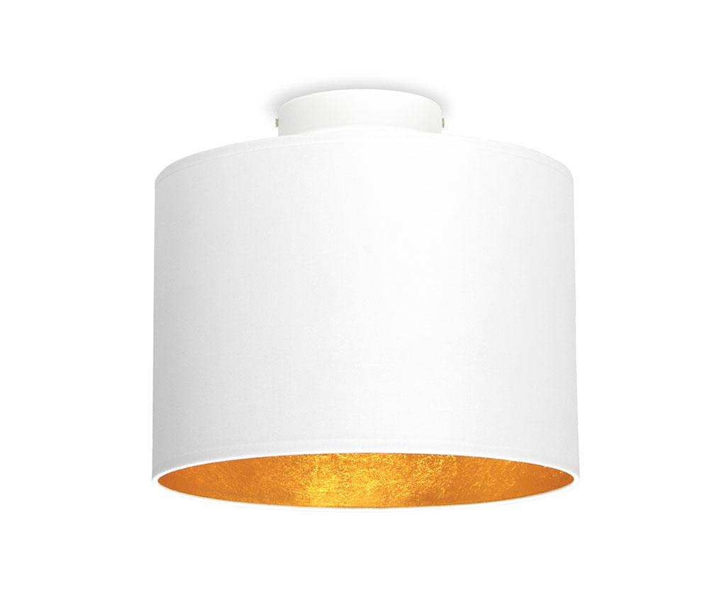 Plafoniera Mika White and Gold M - Sotto Luce