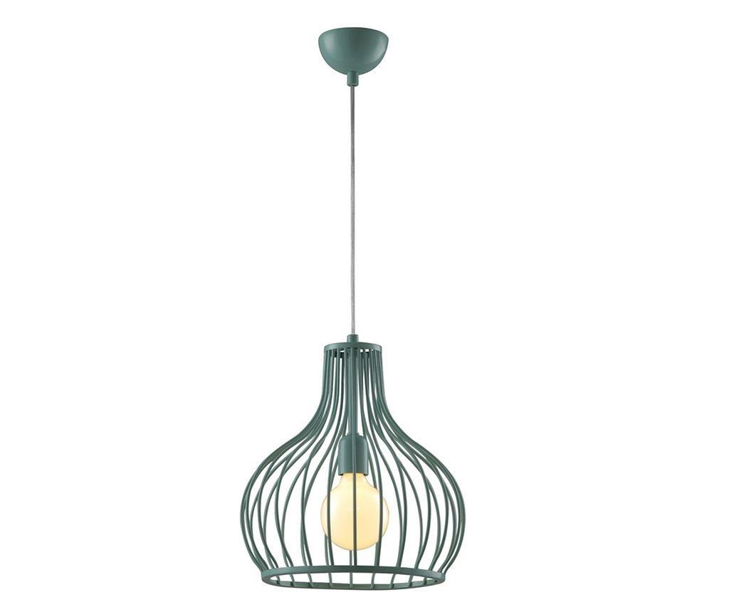 Stropna svetilka Serra Turquoise