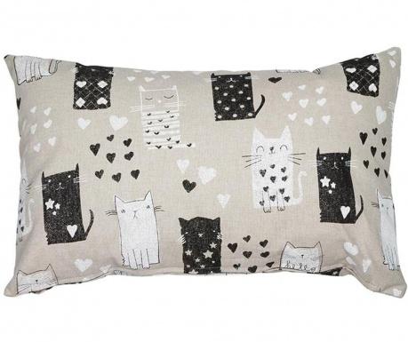 Perna decorativa Cat 30x50 cm
