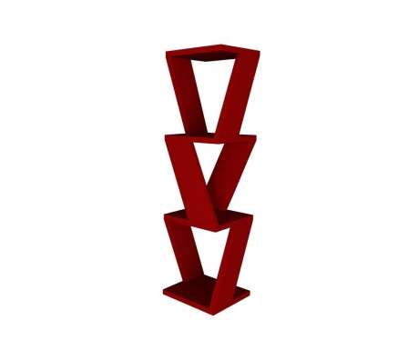 Raft de perete Zena Red