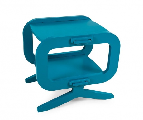 Kuro Blue Asztalka
